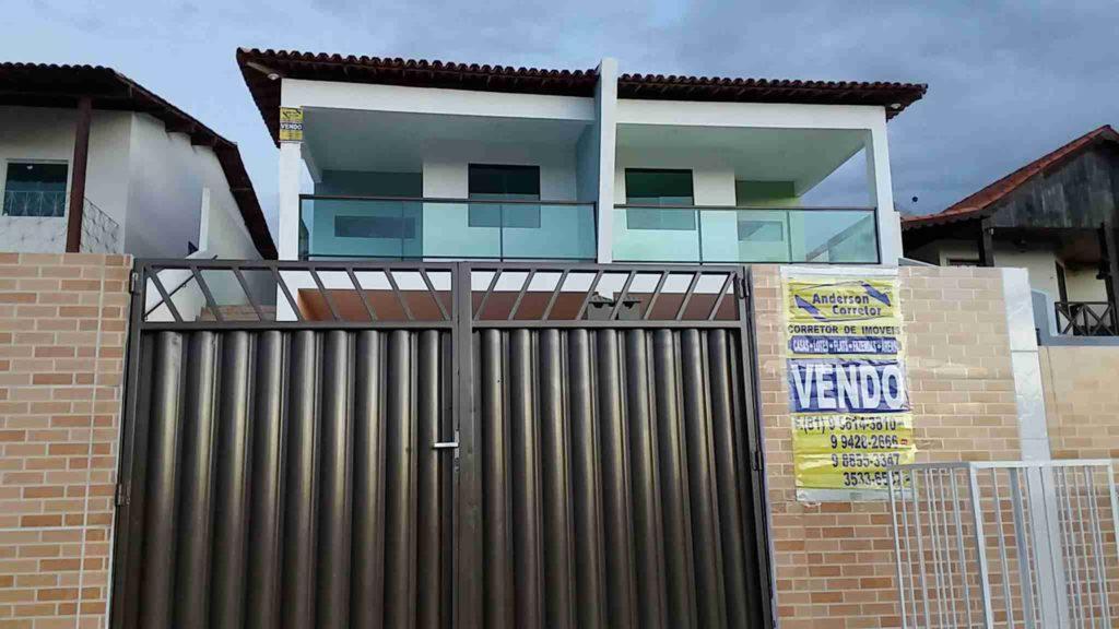 Excelente Casa No Loteamento Aconchego – De R$ 230 Mil Agora Por Apenas R$ 200 Mil – ACEITA FINANCIAMENTO BANCÁRIO