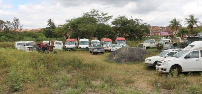 Prefeitura de Gravatá realiza leilão de bens móveis na próxima sexta-feira