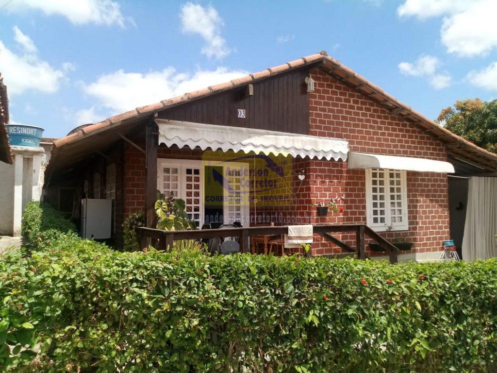 Aluga-se Casa Com Excelente Preço