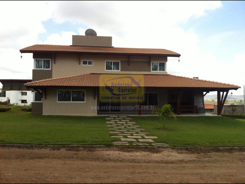 VENDO – Linda Mansão Com Excelente Preço – Em Condomínio De Alto Padrão – Gravatá/PE