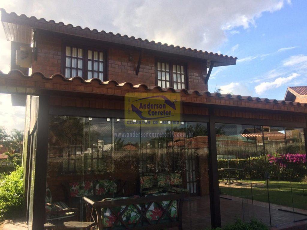Vendo – Excelente Casa – No Condomínio Solar Shamperry