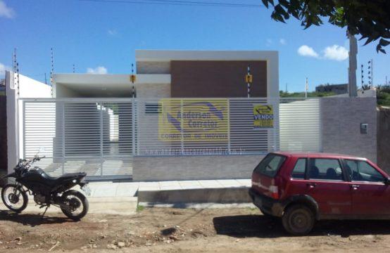 Casa Com Excelentes Acabamentos No Loteamento Riacho Do Mel