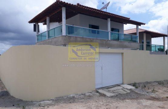 Excelente Casa Com Acabamentos de 1ª Fora De Condomínio