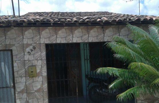 Excelente Casa Fora De Condomínio – de R$ 100 Mil Agora Por R$ 85 Mil