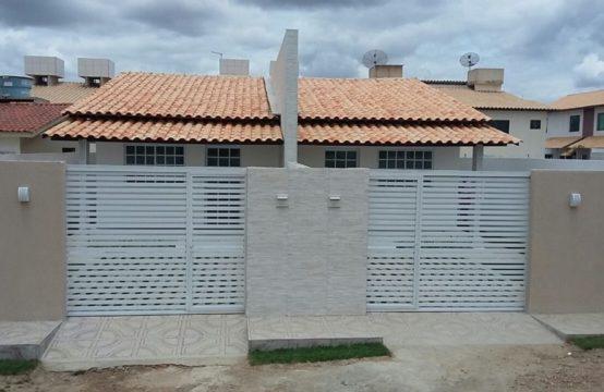 Vendo – 2 Lindas Casas Toda Regularizada Para Possíveis Financiamentos Bancários