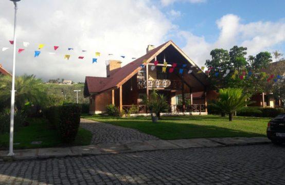 Linda Casa No Condomínio Imperial Grand Village Gravatá