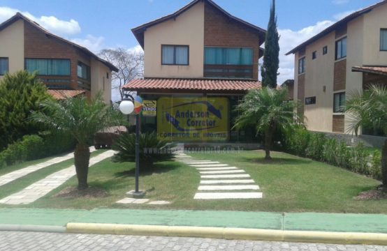 Linda Casa No Condomínio Solar Chaverny