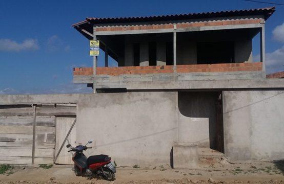VENDO MANSÃO EM CONSTRUÇÃO FORA DE CONDOMÍNIO