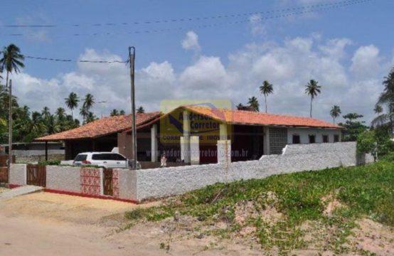 Vendo Casa Á 50m da Praia Em Serrambi