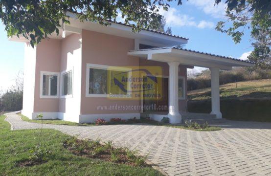 Casa Com Arquitetura Moderna Escultural Condomínio Nossa Senhora Auxiliadora