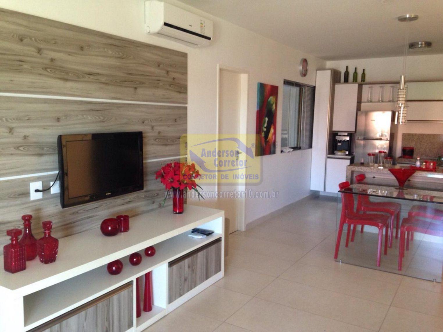 Ótimo Apartamento Já Decorado No Hotel Canariu's De Gravatá