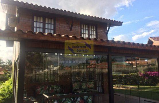 Alugo – Excelente Casa Em Condomínio Solar
