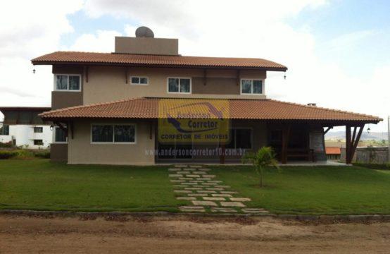 VENDO – Linda Mansão Com Excelente Preço – No Condomínio Gravatá Country
