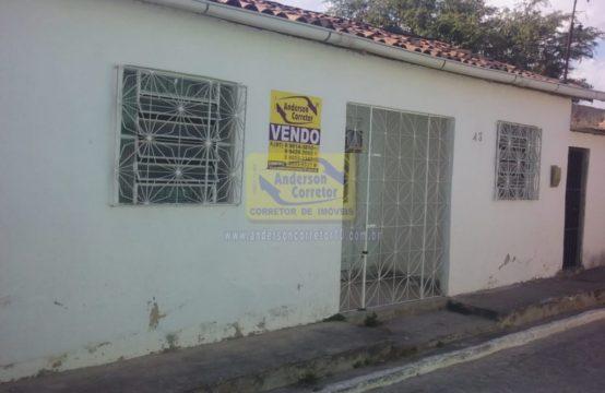 Vendo – Casa No Terreno Do Banco – Gravatá/PE