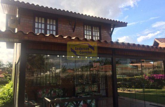 Vendo – Excelente Casa – No Condomínio Solar Champerry