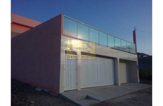 Linda Casa Com 210 m² De Área Construída No Loteamento Inova Gravatá