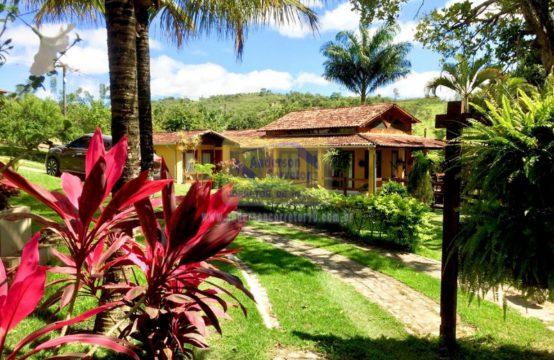 Excelente Chácara Com 4,3Ha Próximo Ao Resort Vila Hípica De R$ 750 Mil Agora Por Apenas R$ 680 Mil