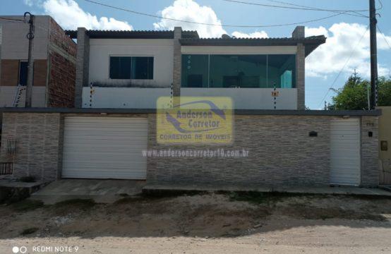 Alugo – Linda Casa – Com Excelente Localização – Fora De Condomínio