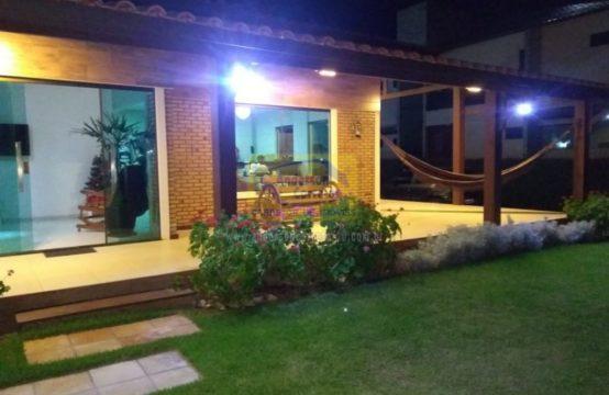 Alugo Linda Casa No Condomínio Ville Montad