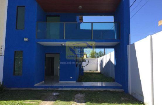 Vendo – Linda Casa Com Arquitetura Moderna