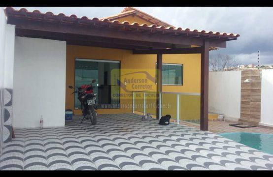 Vendo – Oferta! Excelente Casa No Loteamento Riacho Do Mel