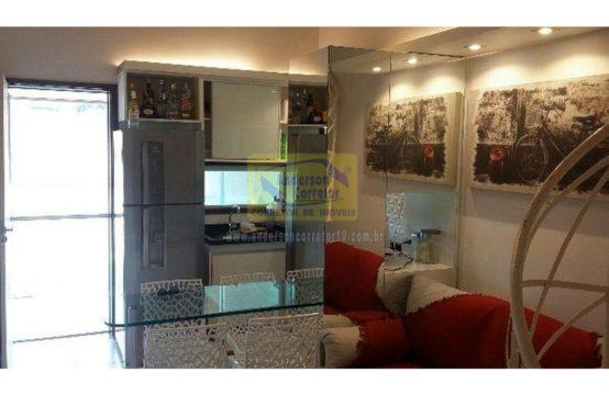 Vendo – Excelente Flat – Bem Aconchegante – Já Mobiliado Condomínio Monte Castelo