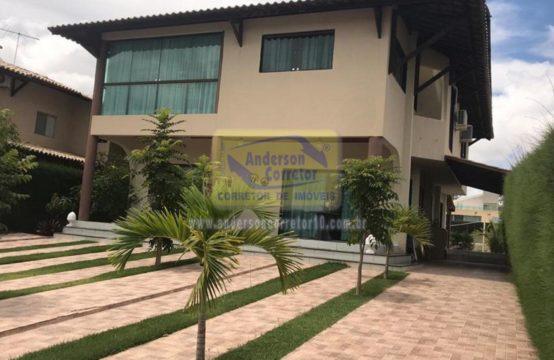 Linda Casa De 7 Quartos Em Condomínio De Luxo – Facilitamos O Pagamento