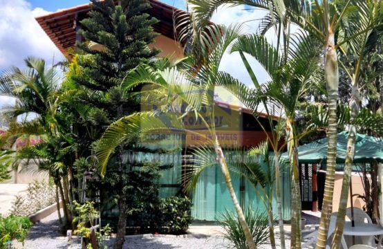 Casa Bem Aconchegante – Em Condomínio Com Excelente Estrutura