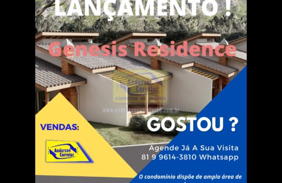 Lançamento Genesis Residence  ! – New Concept