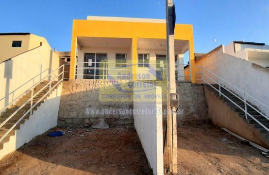 Casa Nova No Loteamento Novo Horizonte