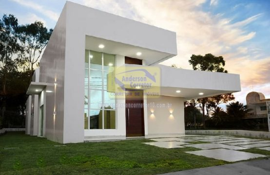 Casa De Luxo Com Acabamentos Em Alto Padrão