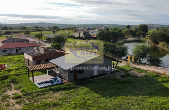 Linda Casa De Condomínio Com Vista Para O Lago De R$ 540 Mil Agora Por Apenas R$ 499 Mil