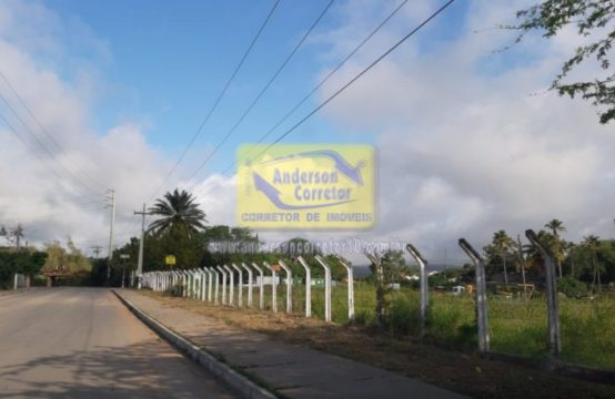 Área Com Rua Asfaltada e Fácil Acesso Ao Centro